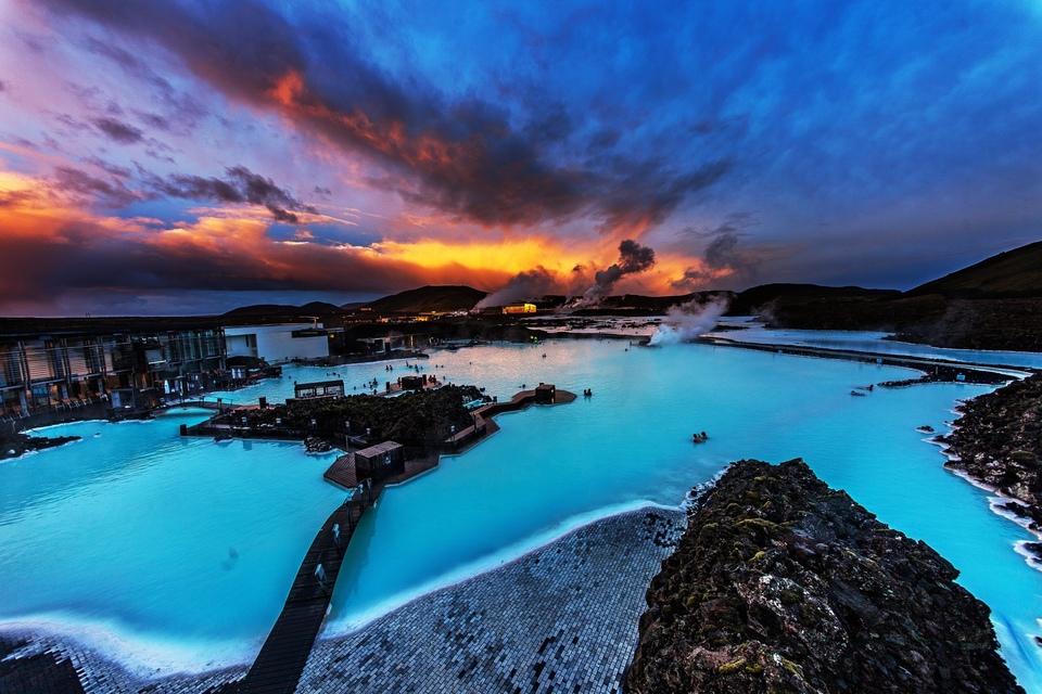 Исландия: Страны — Исландия: погода, визы, карты, гостиницы, туры, отзывы